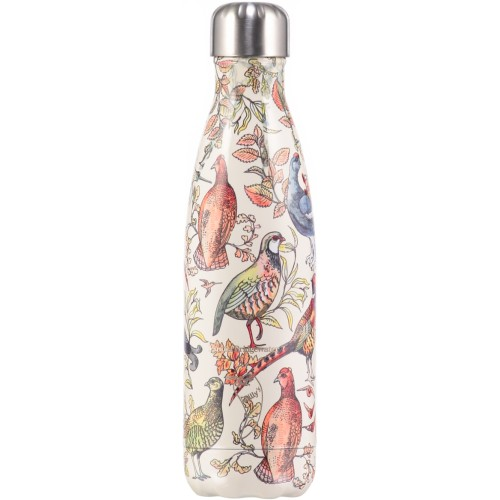 Botella termo Chilly´s 500 ml. Emma Bridgewater Game Birds