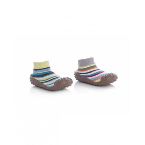 Calcetines para Gatear con suela de goma