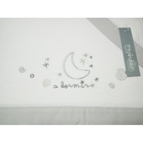 Tríptico sábanas de cuna A dormir - Pirulos
