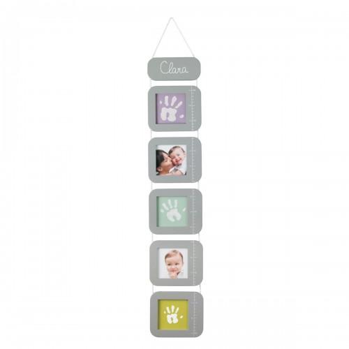 Marco medidor Height Print Chart de Baby Art