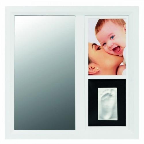 Marco con espejo - Mirror Print Frame de Baby Art