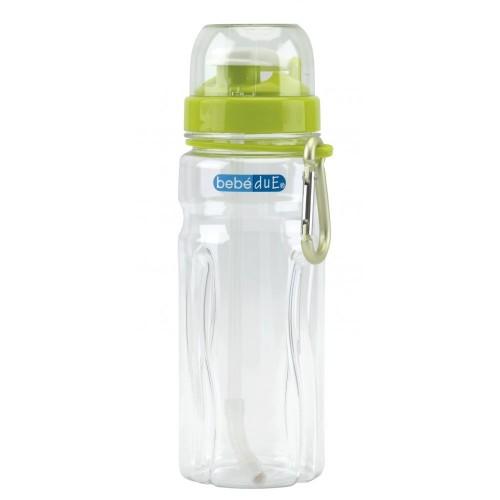 Botella porta líquidos Tritán de Bebedue