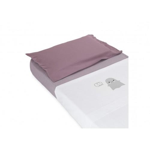 Conjunto sábanas cuna Boo Purple - Bonjourbebe