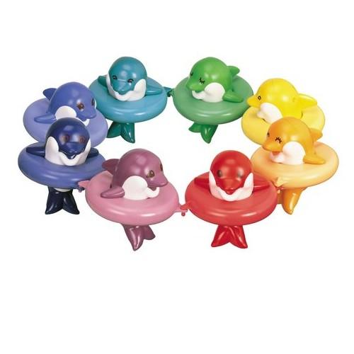 Delfines do-re-mi para el baño Tomy