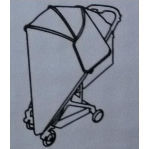 Mosquitera para silla M-One de Mast