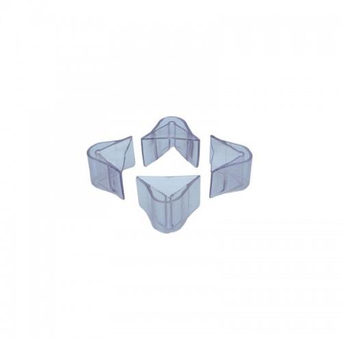 Protector esquinas de silicona Bebedue