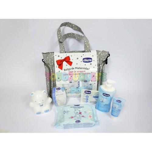 Bolso maternal /Chicco + kit de aseo