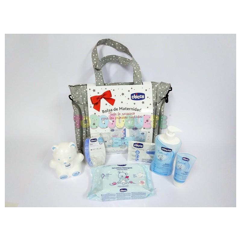 2a8cb16d3 Bolso maternal  Chicco + kit de aseo