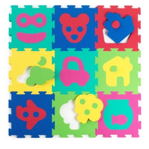 Alfombra puzzle 9 piezas Baby to Love