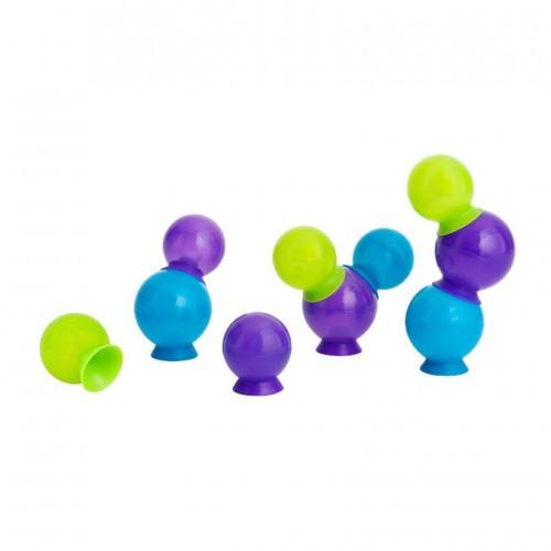 Juguete para el baño con ventosas Bubbles de Boon