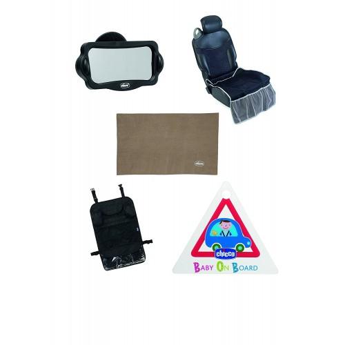 Kit de viaje en coche Chicco