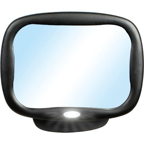 Espejo retrovisor con luz y mando MS