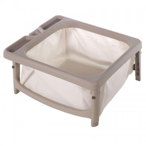 Bañera plegable para plato de ducha / bañera Jané