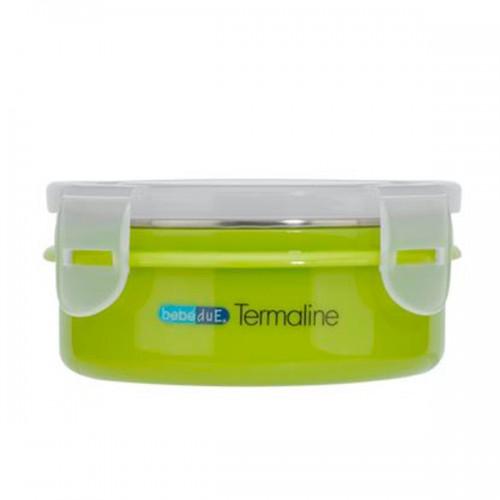 Bol porta alimentos acero Termaline 400 cc. de Bebedue