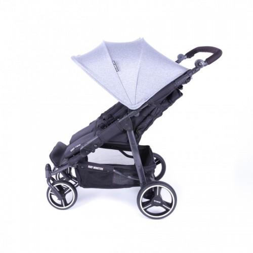 Silla paseo gemelar Easy Twin 3S Reversible de Baby Mondters