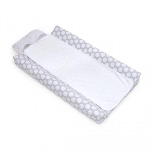 Cambiador bañera topos gris de Cambrass