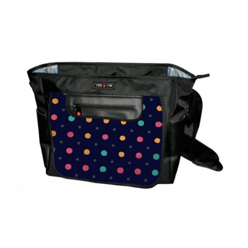 Bolso city vintage T. Oscuro de Tris&Ton