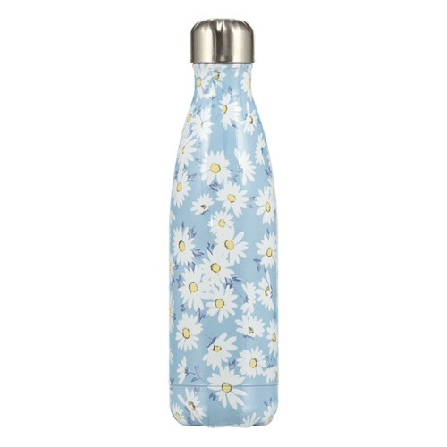 Botella termo Chilly´s 500 ml. Floral edition