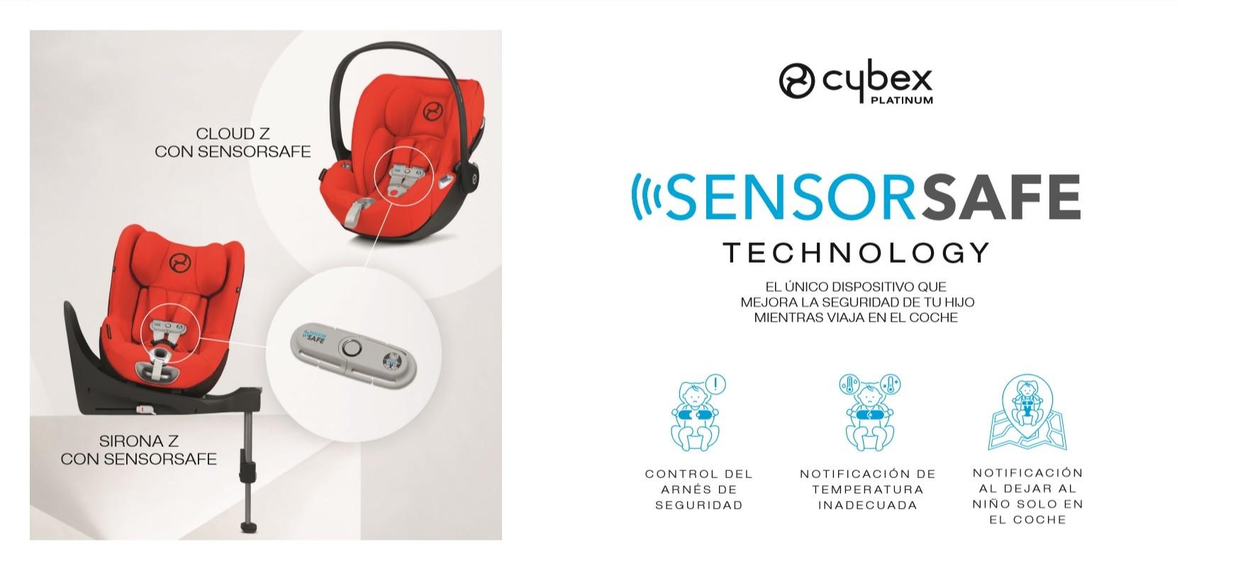 Sensorsafe de Cybex